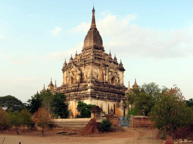 Sulamani Temple, Bagan.